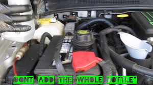 changing your oil jeep grand cherokee walk through youtube