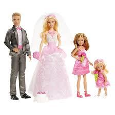 barbie wedding gift target
