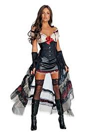 Hooker Halloween Costume Amazon Jonah Hex Secret Wishes Lilah Costume Clothing