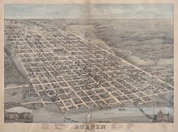 Austin Texas Map by Old Map Austin Antique And Historical Maps Pinterest