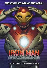 poster for new line cinema u0027s never made iron man film before the
