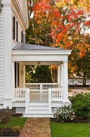 side porch maybe dining room and living room for