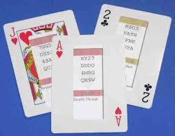 custom cards how to make a custom set of cards approach 2