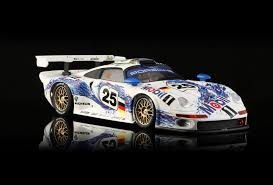 brm043 1 24 scale porsche 911 gt1 lemans 1997 team mobil 25 with
