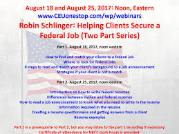 where to write a resume robin s resumes blog robin schlinger presents 2 part series helping clients secure a federal job