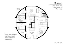 concrete dome homes floor plans