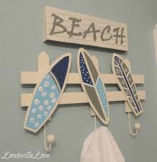 Beach Bathroom Decor by Interior Design Gallery Surf Bathroom Decor