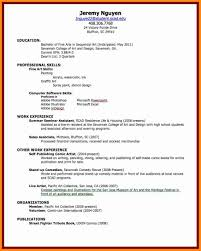 How To Make An Online Resume by 7 How To Make A Resume For First Job Model Resumed