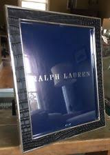 leather picture frames ralph leather picture frames ebay