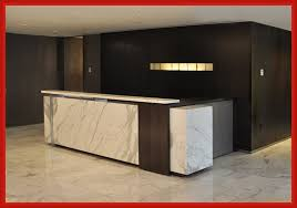 Reception Desk Design Popular Of Marble Reception Desk New Design Artificial