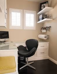 Ideas For A Small Office Gorgeous Ideas For A Small Office 57 Cool Small Home Office Ideas
