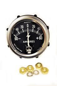 lincoln sa 200 sa 250 murphy switch 60 0 60 electric ammeter gauge