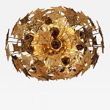 sputnik chandelier barovier u0026 toso extra large sputnik chandelier glass by