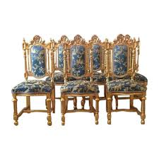 Best Neoclassical And Baroque Decor Images On Pinterest - Strong dining room chairs