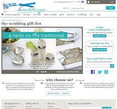 wedding gift list ideas wedding gift lists alternative gift list ideas