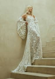 wedding dress shops in mn boho wedding dresses from rue de seine s spell collection