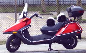 scooter motorcycle