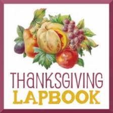 thanksgiving lapbook hubpages