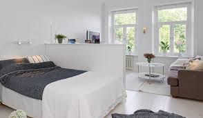 bedroom living room ideas living room and bedroom adorable with how to divide one room into
