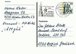 Baden Baden Postleitzahl Philaseiten De Lebensmittel Auf Briefmarken Und Poststempeln