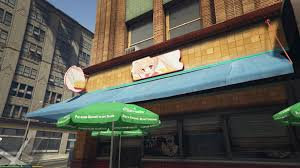 Sims 3 Awning Hollywood Anime Mod At Grand Theft Auto 5 Nexus Mods And Community