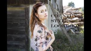 country style inspired lookbook two different with my