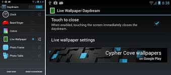 daydream android use any live wallpaper as your daydream feed android 4 2 only