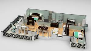 3d floor plans cartoblue planos de hoteles pinterest house