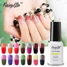 amazon com fairy glo pick any 30 colors gel nail polish soak