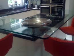 Glass Breakfast Bar Table Glass Breakfast Bars Order Glasstops Uk