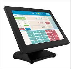 ecran tactile pc bureau baisse des prix bureau 15 pouce pc tout en un écran tactile pos avec