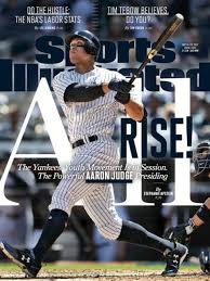 Yankees Prospect Showdown Aaron Judge Vs Gary Sanchez - sports magazine covers aaron judge sports magazine covers