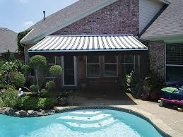 Side Awnings For Patios Motorized Retractable Awnings Superior Sun Solutions Phoenix Az