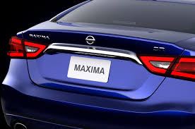 nissan altima 2015 tail light 2016 nissan maxima debuts in new york priced at 33 235