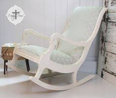 Upholstered Rocking Chairs For Nursery Antique Rocking Chair Rocking Chairs Thrift And Fabrics