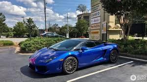 Lamborghini Gallardo Blue - lamborghini gallardo lp560 4 bicolore 8 september 2017 autogespot