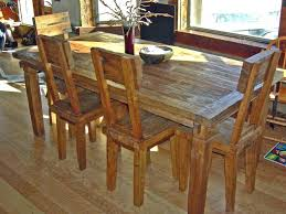 Rustic Farmhouse Dining Room Table Farmhouse Style Dining Table And Chairs Lovable Rustic Farm Dining