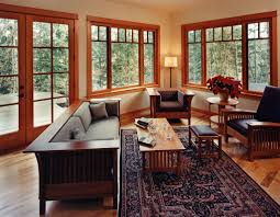 craftsman home interiors craftsman style home interiors craftsman style pinterest