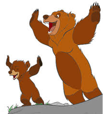 brother bear clipart free clipart