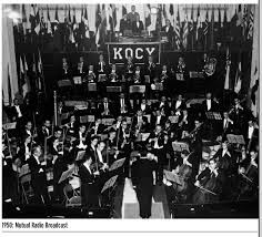 Radio Broadcasting Programs Victor Alessandro 1938 1951 Oklahoma City Philharmonic
