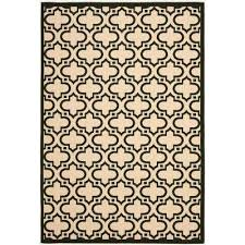 Cream And Black Rugs Cream Outdoor Rugs Rugs The Home Depot