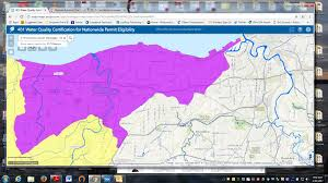 Map Testing Ohio by Wetlands And Streams Ohio Environmental Law Blog
