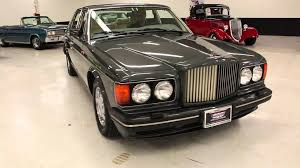 bentley turbo r engine 1990 bentley turbo r f13011 youtube