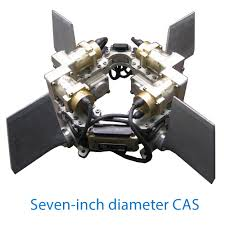 electromechanical missile control actuation systems cas parker na
