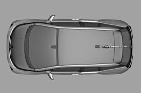 production version of new bmw i3 revealed in patent drawings