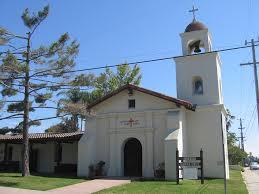 mission santa clara de asis floor plan california central coast missions trail