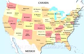 Maps Phoenix Map Of United States Labeled World Maps Throughout Printable With