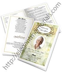 funeral booklet templates funeral booklet funeral booklet templates