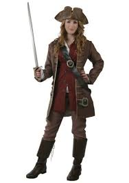 Halloween Costumes Pirate Woman 25 Authentic Pirate Costume Ideas Pirate