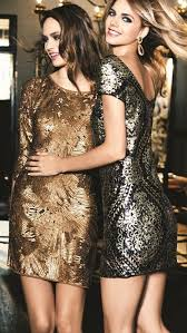 gold dresses for new years studio 54 fashion how to get the party look today fashion tag